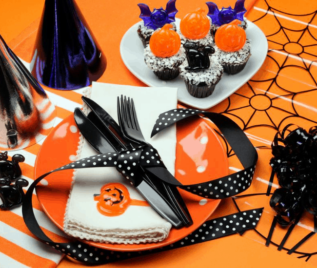 ideas for a Halloween party