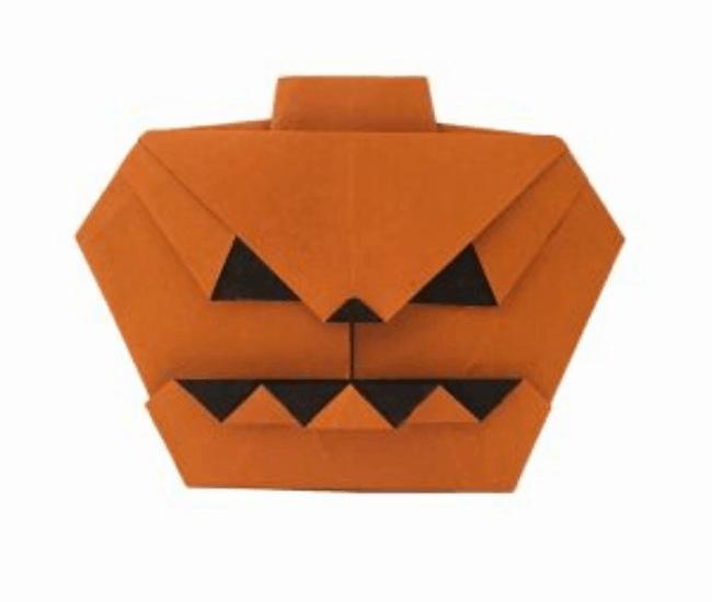 Kids Halloween craft idea