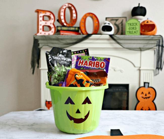 best Halloween gift baskets