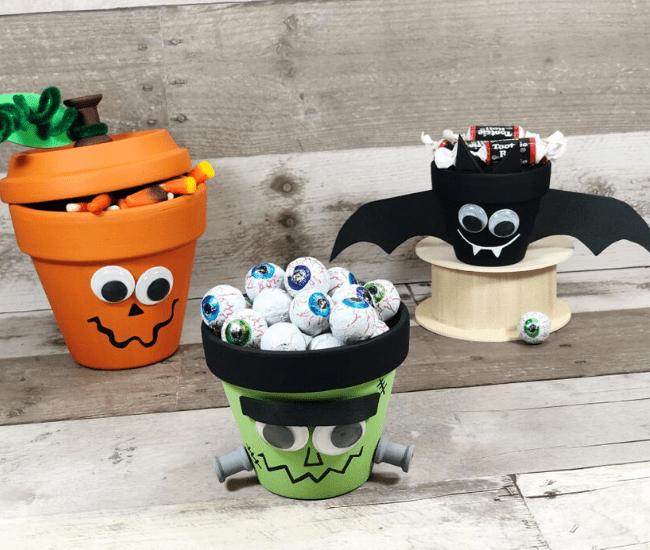 creepy Halloween decorations diy
