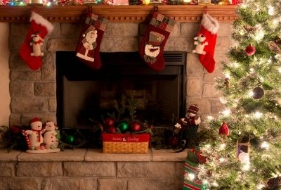 Christmas stocking holders ideas