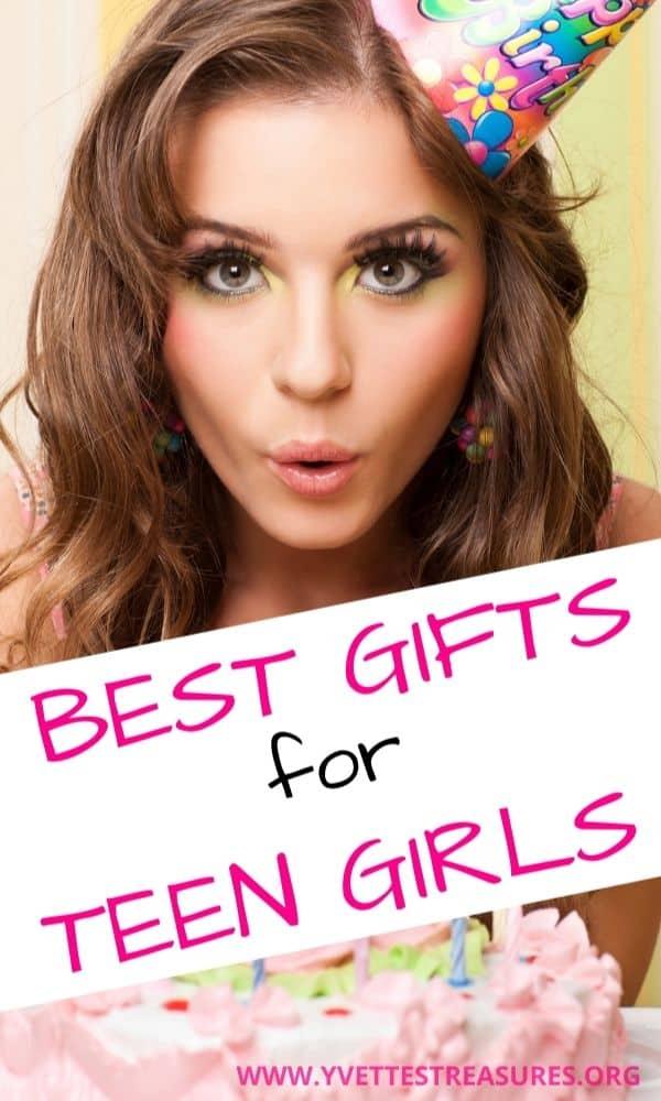 birthday gift ideas teenage girls