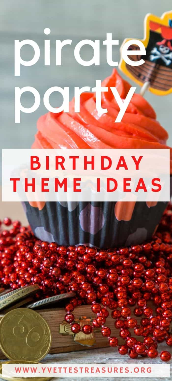 best pirate themed birthday party ideas