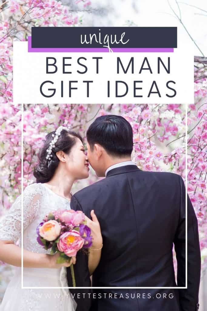 best man gifts from groom