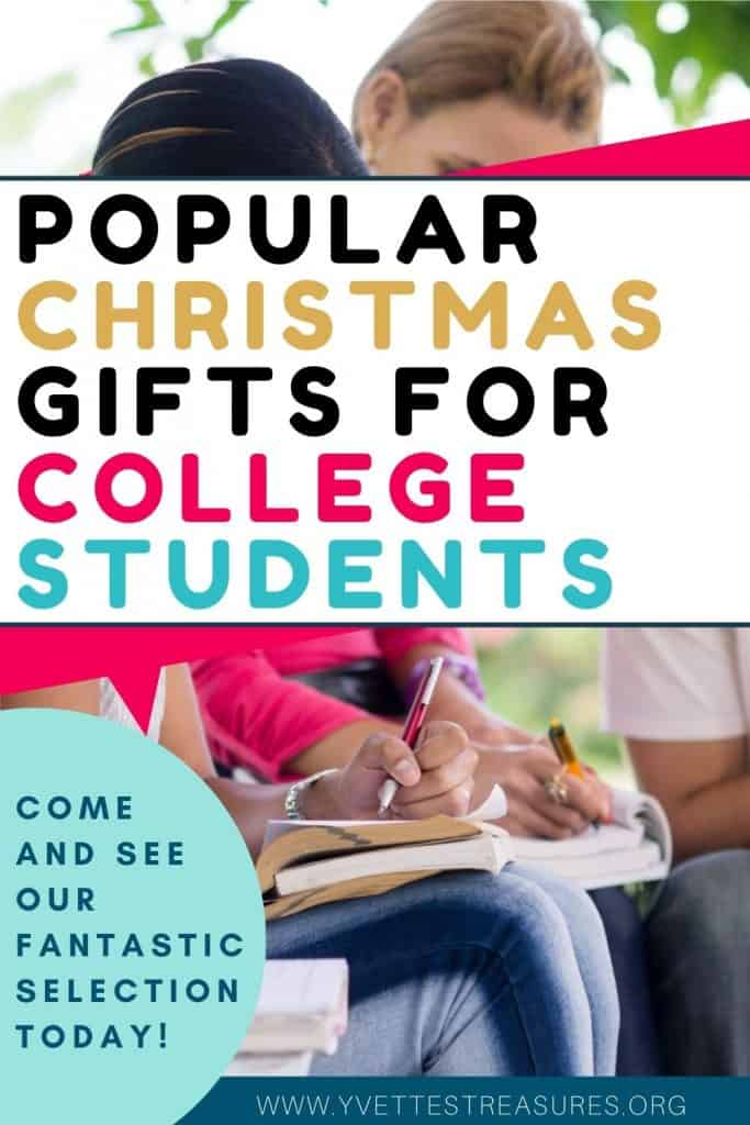 popular Christmas gifts for college students